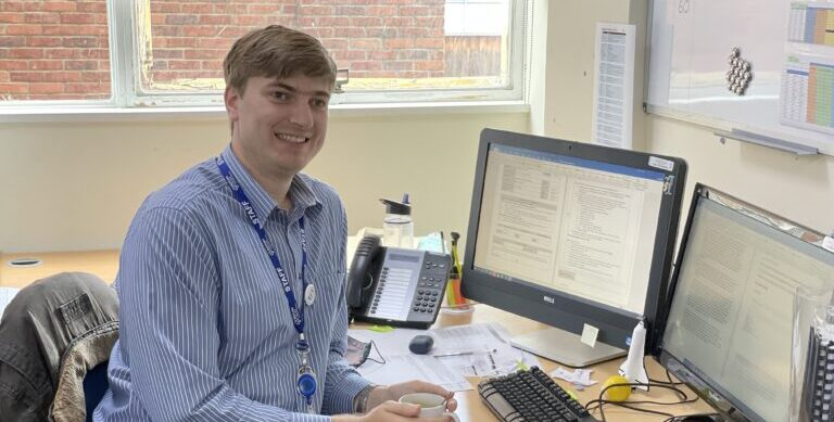 Bedford College Computing Course Manager Daniel Hullat