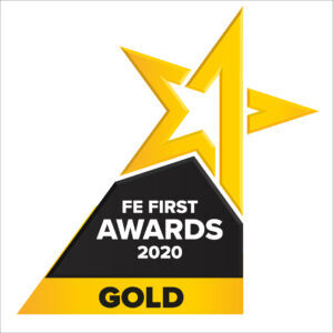 TES FE First Awards 2020 Gold