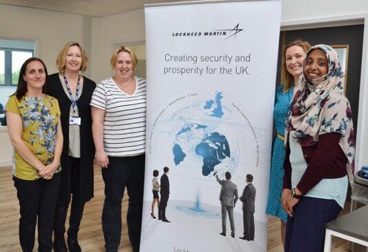 Bedford College Women in STEM event 2019