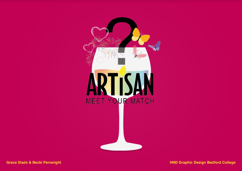 HND GRAPHICS – ARTISAN DRINKS