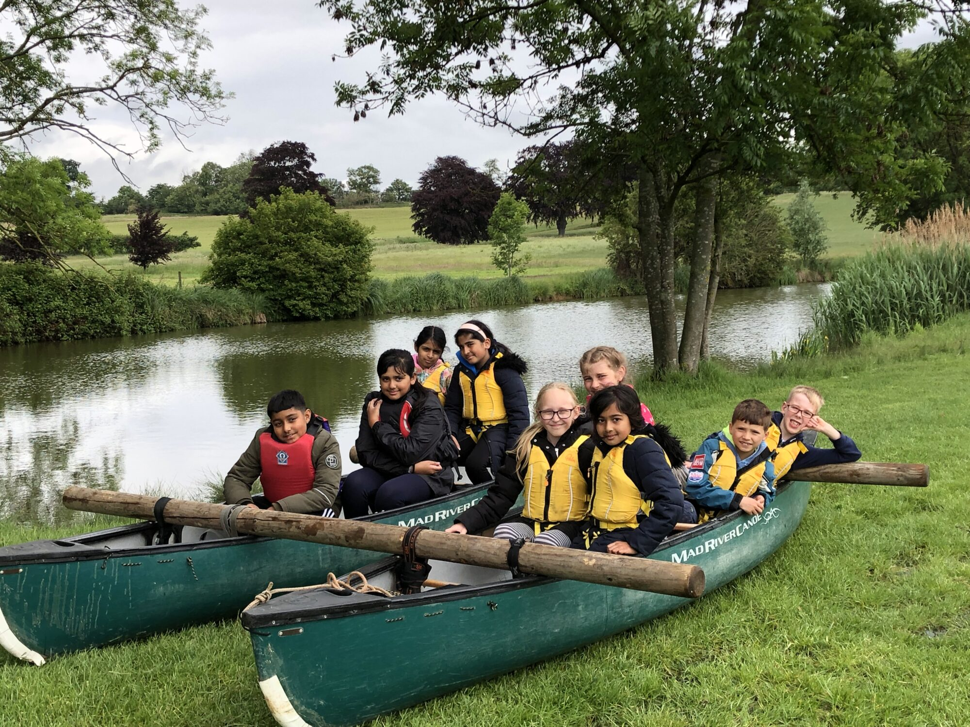 Local school camps out with the Shuttleworth Activity Centre PR Story
