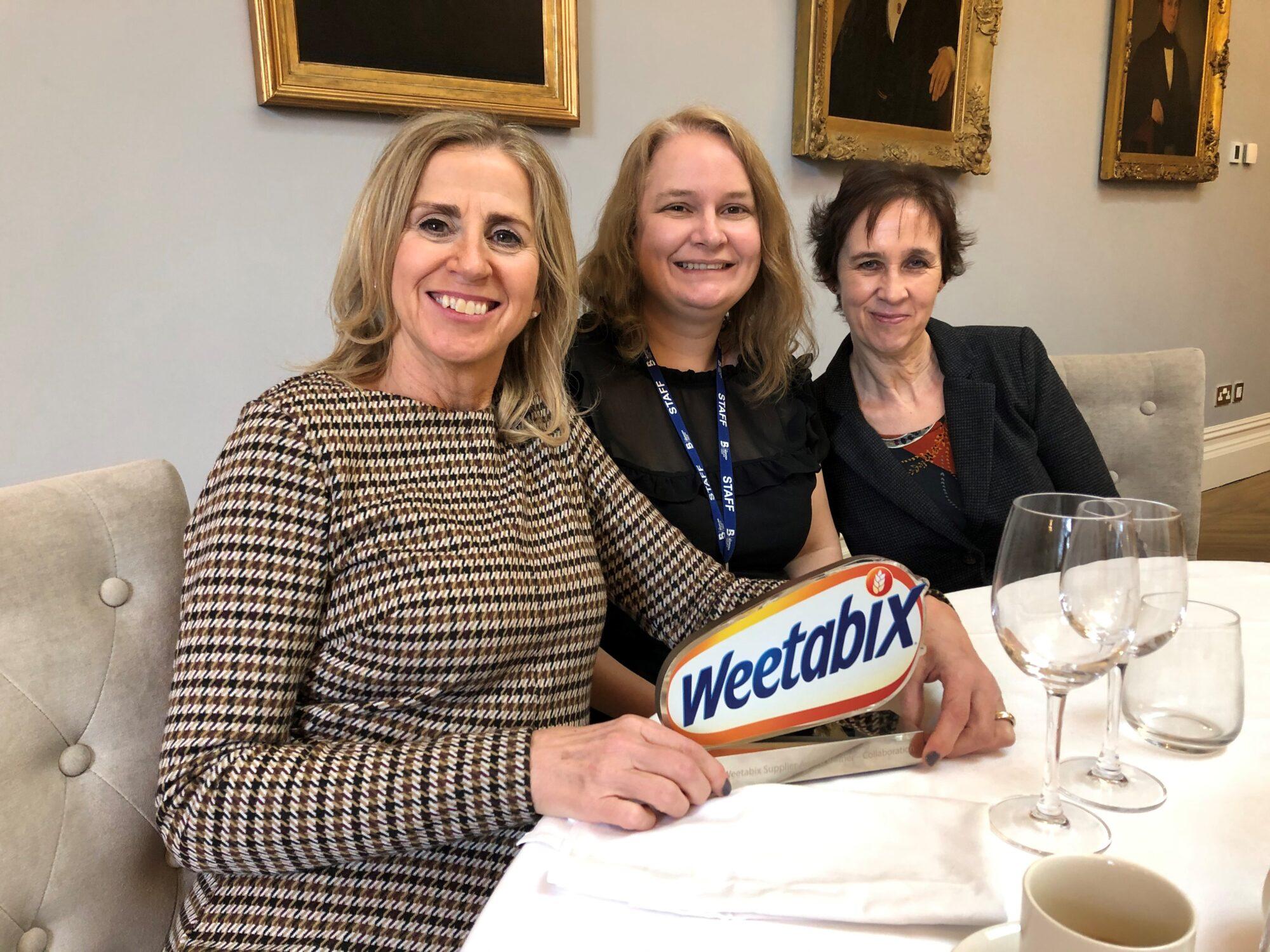 Star supplier to Weetabix PR story