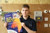 Tresham College student Bradley Thomson-McKay shortlisted for Sparks Apprentice of the Year award