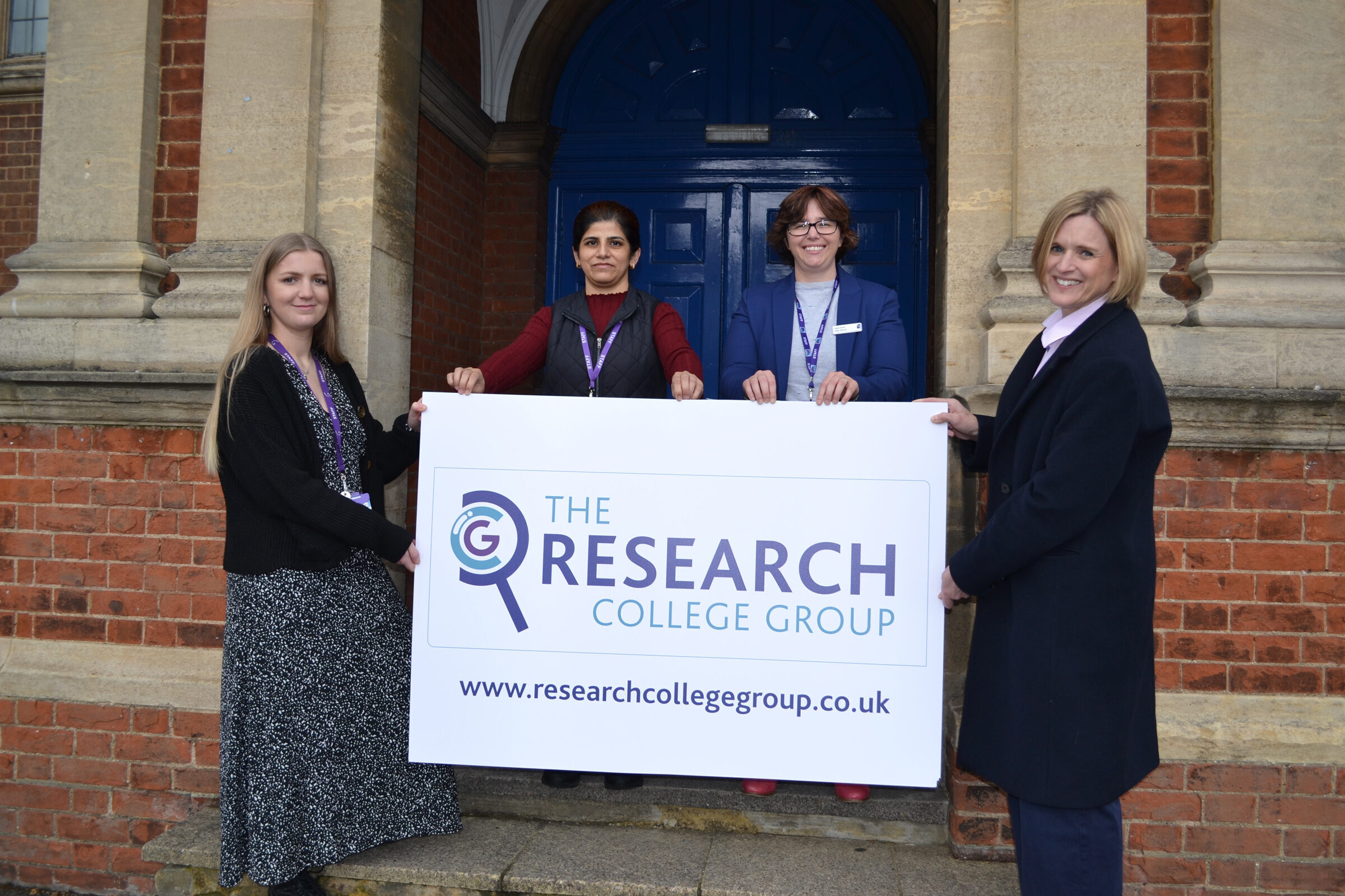 Leading the way in research for college improvements