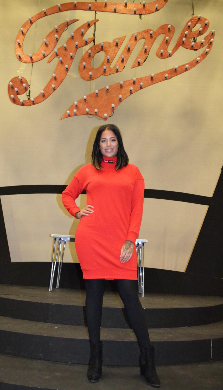 Love Island guest speaker Malin Anderson