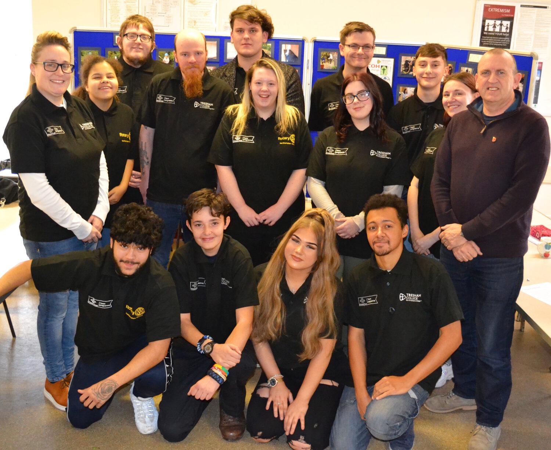 Prince's Trust Team Programme Northampton North Team 62
