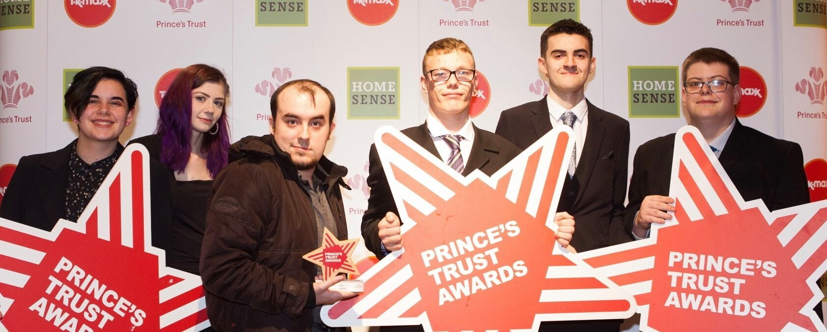 Banner image Prince's Trust Northants South Team