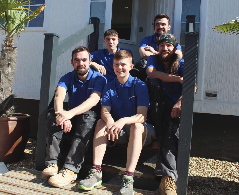 Prestige Homeseekers and Tresham College apprentices
