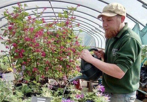 Shuttleworth College Horticulture Technician Ross