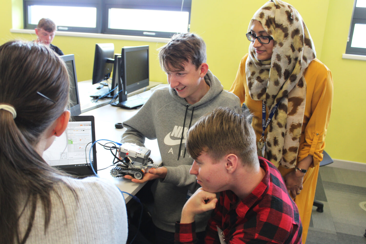 Mission to Mars for young students at Tresham College PR story
