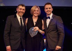 Bedford College Advanced Practitioner Samantha Jones TES Awards winner
