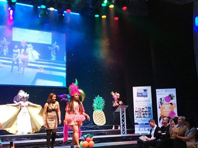 Making waves with hair show PR Story