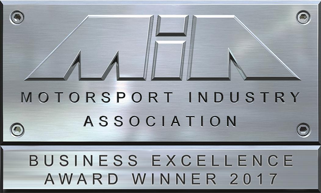 National Award for National College for Motorsport 2017