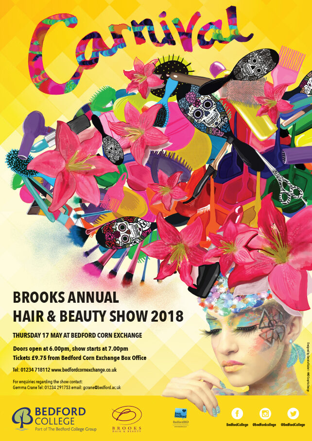 Bedford College Carnival Show 2018