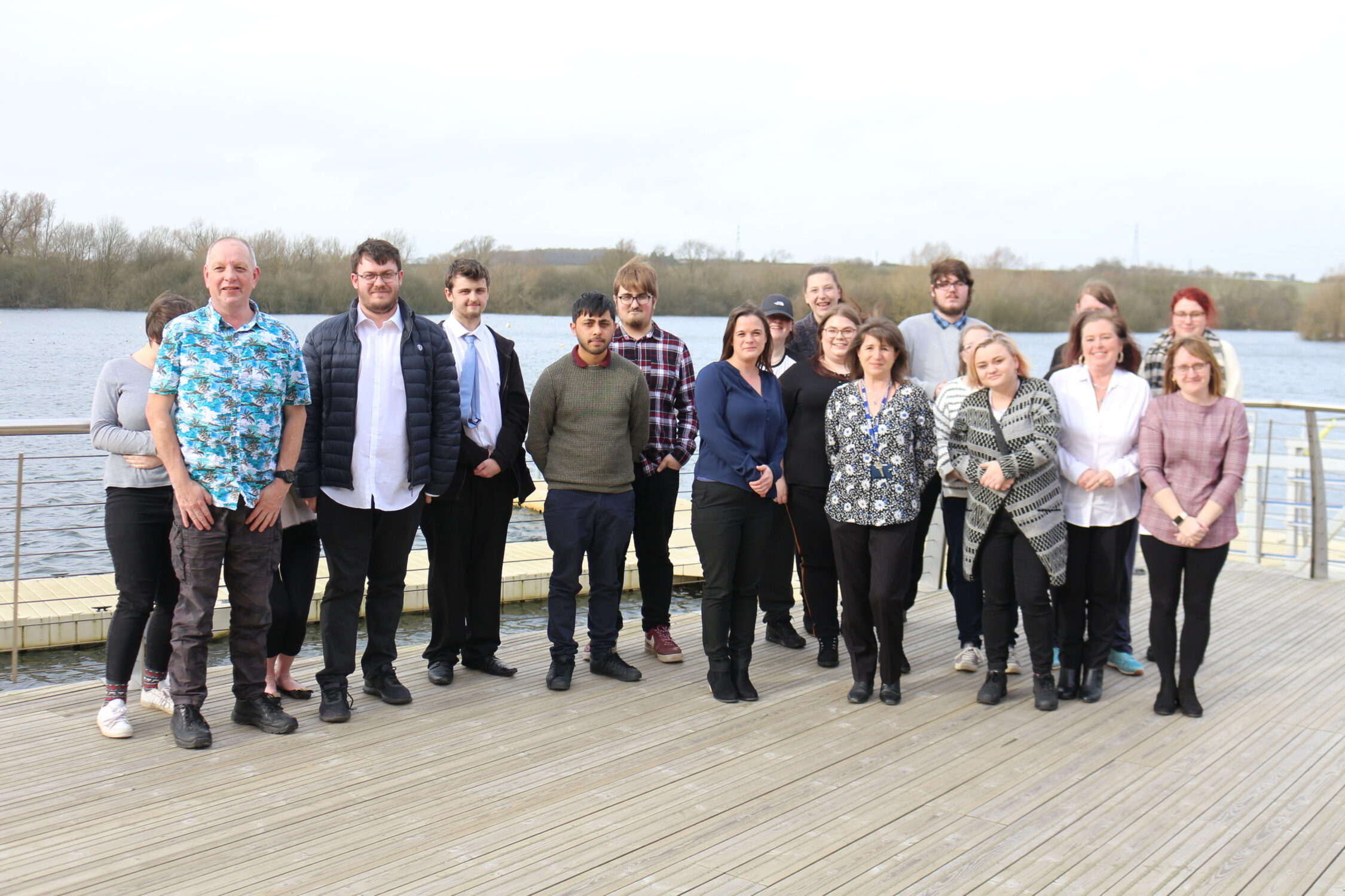 Jobs at Rushden Lakes supported by Tresham PR story