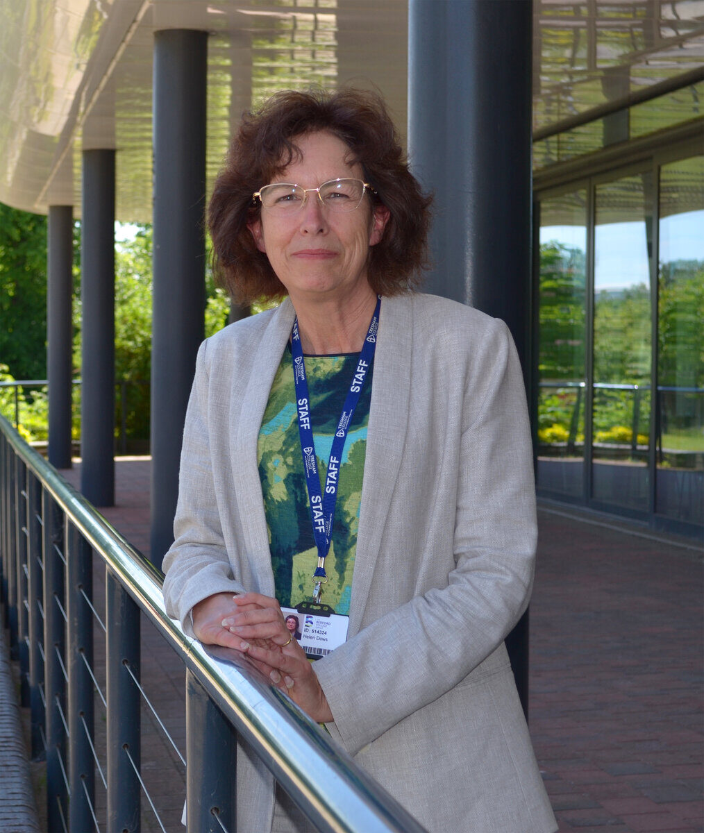 Helen Dows Engineering Tresham College
